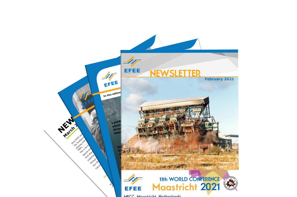 EFEE Newsletters